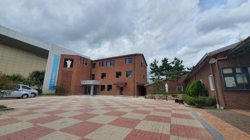 수송동성당 새 교육관 전경 모습