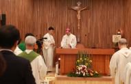 빈첸시오의 집 축복식