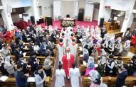 호성동 성당 사목방문 및 견진성사