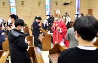 소룡동 성당 사목방문 및 견진성사