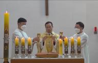 주님 부활 대축일 낮미사