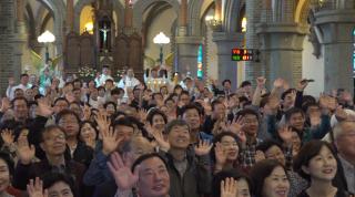 전동 성당 본당설립 130주년 기념 미사