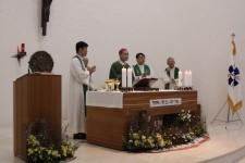 인보성체수도회 설립기념일 미사